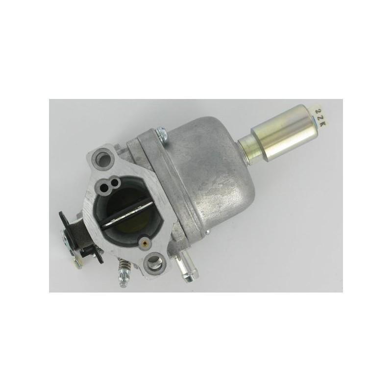 Carburateur nikki solénoid long conexion dessous d'origine référence 799727 pour moteur Briggs et Stratton