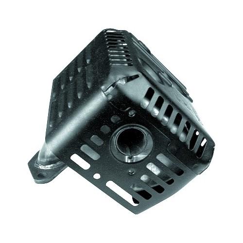 Pot d'échappement adaptable Honda remplace référence 18310ZF1000