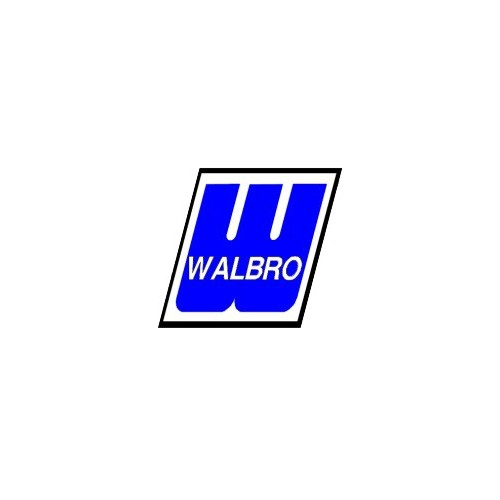 Carburateur WJ-84 complet Walbro