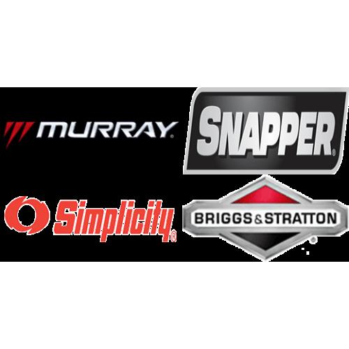 Vis tete large 6 pans 7/16 d'origine référence 1927120SM Murray - Snapper - Simplicity - groupe Briggs et Stratton