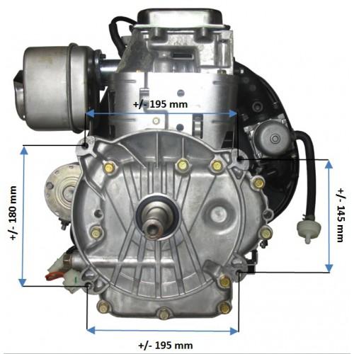 moteur complet Briggs et Stratton 13.5cv OHV 2178071537