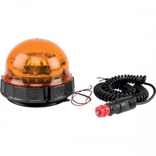 Gyrophare à LED multi fonctions magnétique
