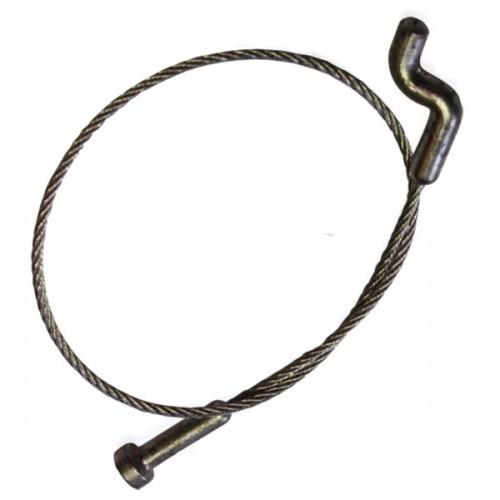 Câble d'embrayage cf240 d'origine référence 0308020002 pubert