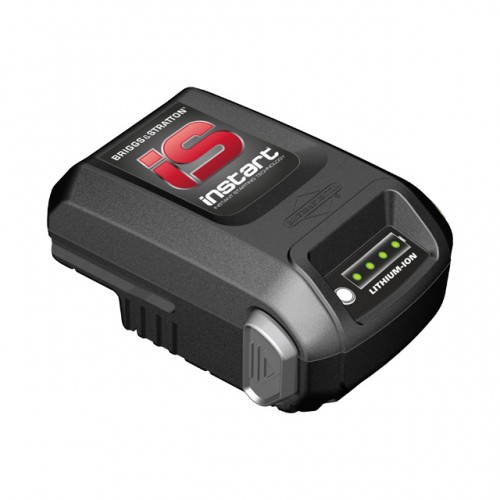 Batterie lithium-ion instart iS origine 593560 pour moteur Briggs et Stratton