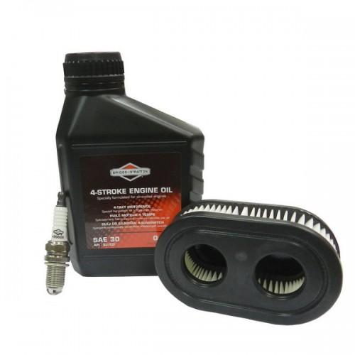 Kit entretien 500e-575ex-550ex ecoplus series d'origine référence 992232 pour moteur Briggs et Stratton