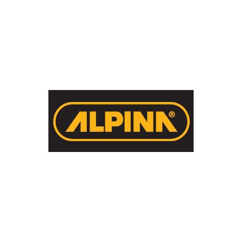 Capot inférieur avant noir d'origine référence 327110537/0 GGP Alpina