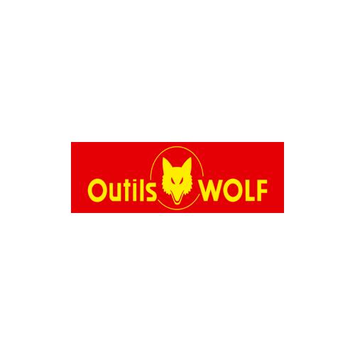 Rondelle 1/4 de tour d'origine référence 37500 Outils Wolf / Étésia