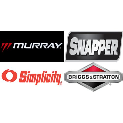 Roue arrière tractée d'origine référence 7104781YP Murray - Snapper - Simplicity - groupe Briggs et Stratton