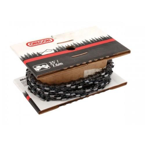 Rouleau de chaine de tronçonneuse 25pieds 3/8 picco 1.3 Oregon 91VXL050E
