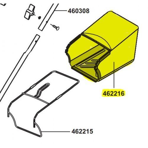 Sac de ramassage d'origine référence 462216 pour scarificateur  Alko