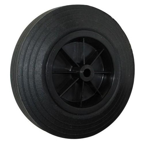 Roue 200mm alesage 12 moyeu 60 noir d'origine référence 0309000013 pubert