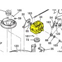 Boitier réducteur traction d'origine référence 0306040003 pubert