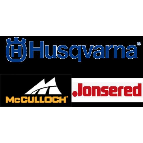 Manette avec cable d'accelerateur d'origine référence 531 20 50-96 groupe Husqvarna Jonsered Mc Culloch