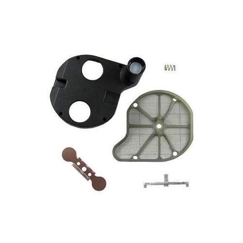 Kit filtre à huile avec support d'origine référence 70756 Hydro Gear