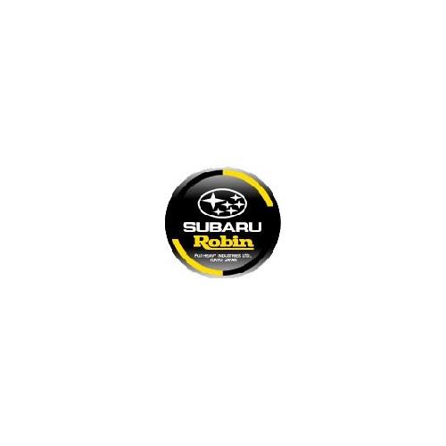 Volute cache moteur jaune d'origine référence 234-51201-06 Robin Subaru
