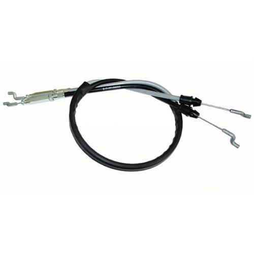 Kit cable de vitesse double lg600 cf75 d'origine référence 8300000108 pubert