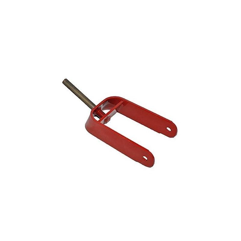 Support etrier de roue avant d'origine référence 110-6581-01 Toro