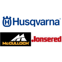 Courroie avancement courroie marche arrière et courroie de fraise pour motobineuse motoculteur Husqvarna / Jonsered / Mc Culloch