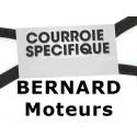 Courroie BERNARD Moteurs