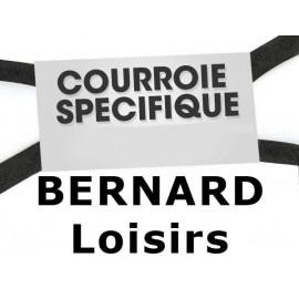 Courroie BERNARD Loisirs