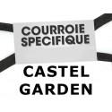 Courroie CASTEL GARDEN / GGP