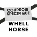 Courroie WHELL HORSE