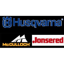 Couteaux et fraises pour motobineuse et motoculteur Husqvarna / Jonsered / Mc Culloch